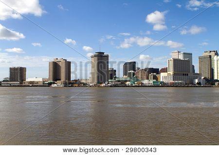 Skyline de Nueva Orleans