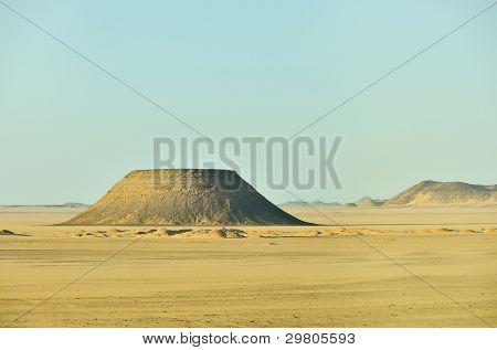 Egypt - The Nubian Desert
