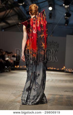 PARIS - JANUARY 25 : on aura tout vu spring summer 2012 fashion show at Paris fashion week January 25, 2012 in Paris ,France