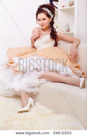 Beautiful Retro Girl