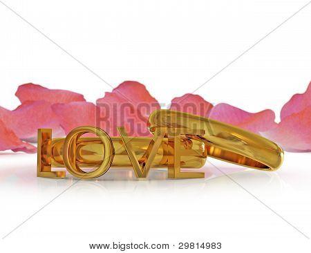 Valentine's rings