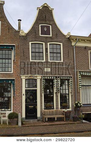 17. Jahrhundert-Haus