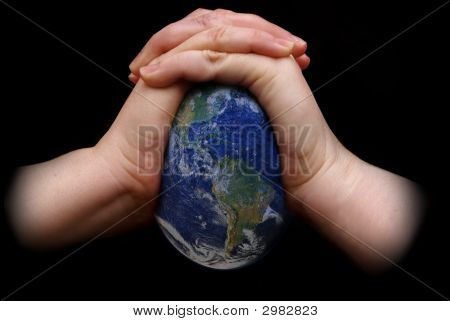 Squeezing The Earth