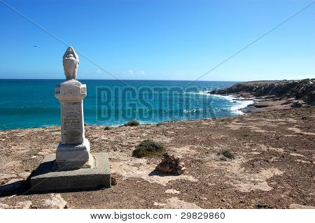 Monument Nearby Sea