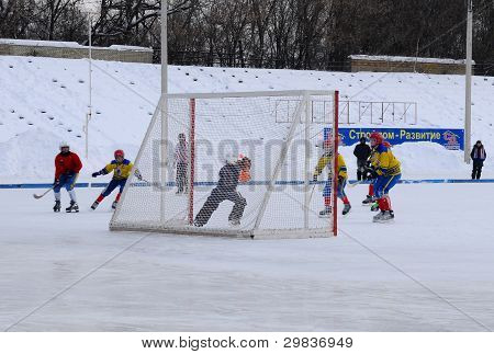 Bandy In Korolev