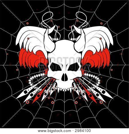 Cráneo de Web