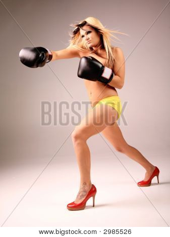 Fighter Woman