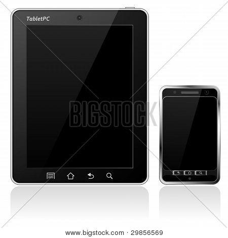 TabletPC und Handy