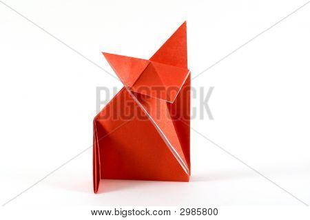 Fox Folding Origami