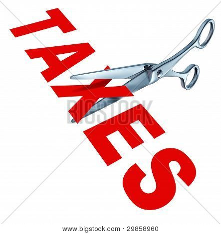 Cutting Taxes