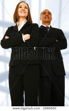 Business Team Vision