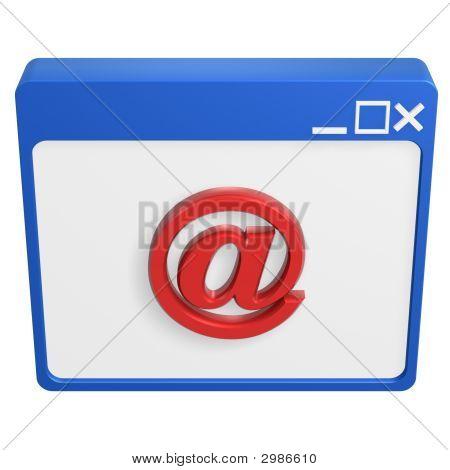 Email Symbol Browser