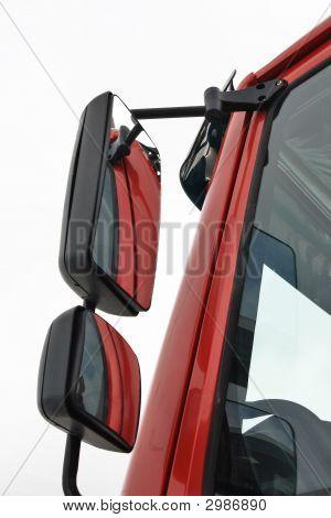 Truck'S Mirrors.