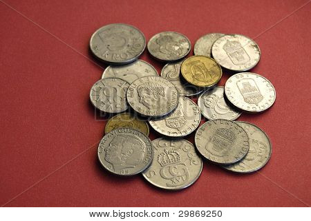Denmark_swedish Coins