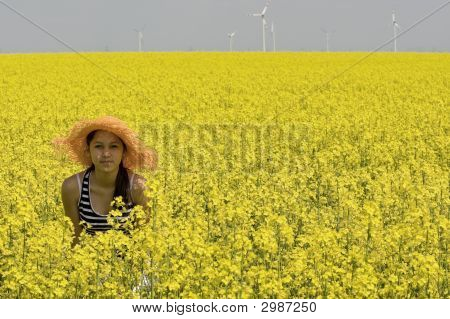 Teenagers In The Rape Field