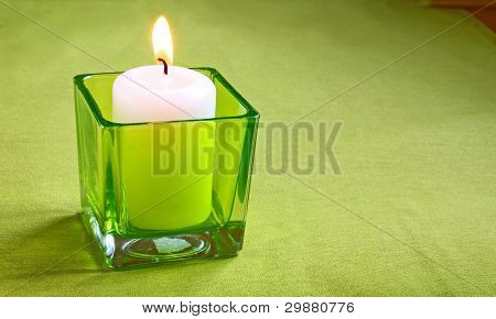 Conflagrant Candle