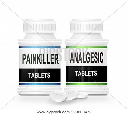 Painkiller Concept.