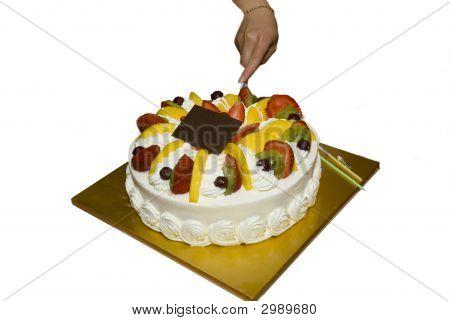 Cut Me Some Cake