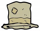 picture of hobo  - hobo top hat cartoon - JPG