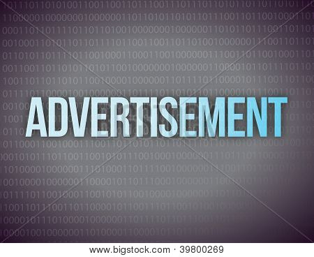 Advertisement On Digital Screen