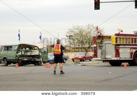 Verkehrsunfall 4