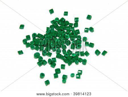 green resin