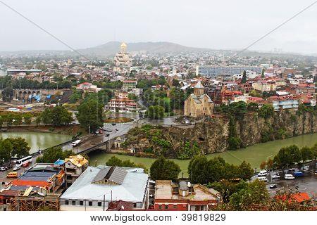 Nice View Of Tbilisi, Georgi