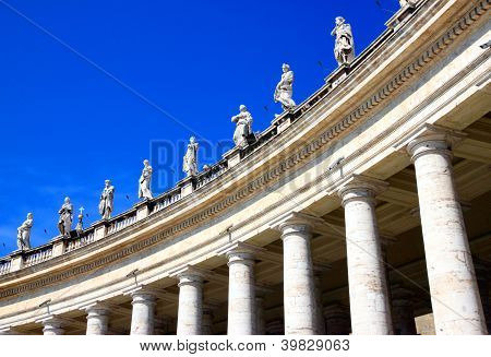 Bernini Colonnade
