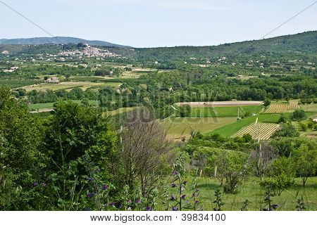 Bonnieux and the French Countryside
