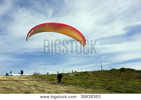 Paragliding Cross-country Portuguese