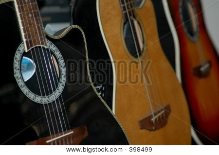Guitars Up Close