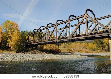 Historic Rail Trestle, Princeton BC