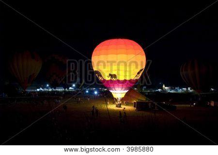 Balloon Glow 5