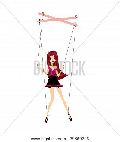 Girl Marionette