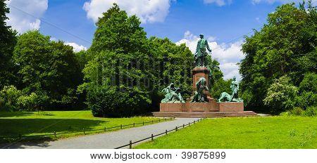 Bismarck Memorial Berlin