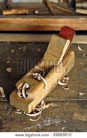 Old Carpenter Tool