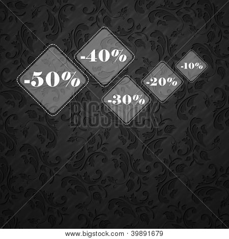 Promo & sales concept