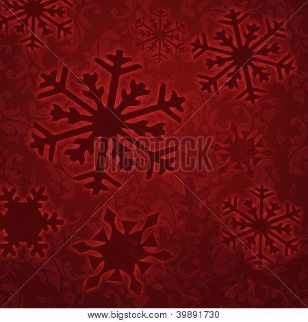 Elegant Christmas card background