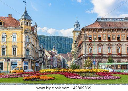 Brasov Historical Center, Romania