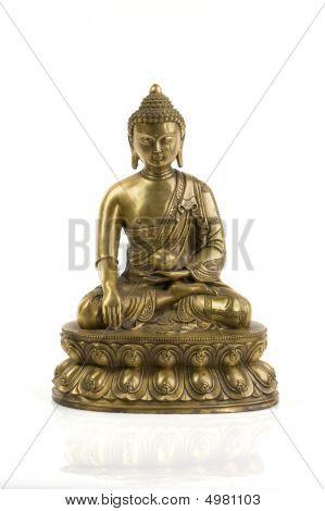 Sitting Budda