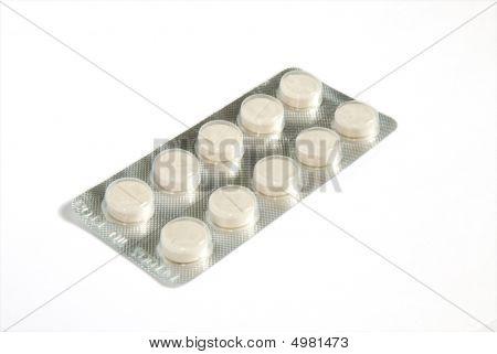 Drugs In Blister Pack