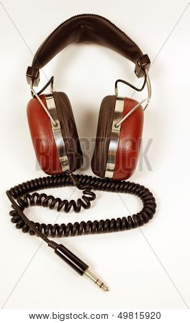 retro headphones