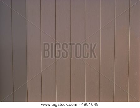 Painted Wood Sheathing
