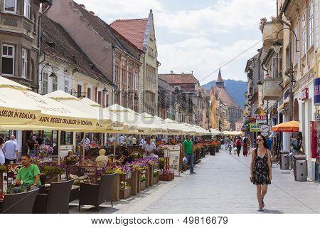 City Life, Brasov, Romania