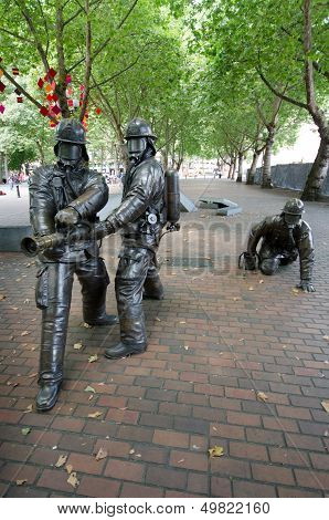 Seattle Fallen Firefighters' Memorial