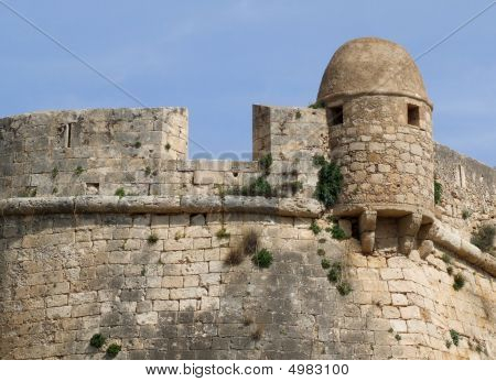 Rethymnon Fort Fortezza