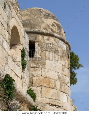Rethymnon Fortezza Architecture