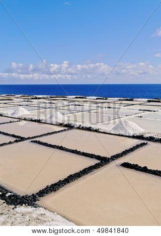 Salinas De Fuencaliente, La Palma