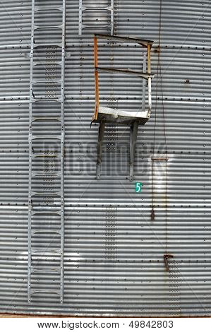 Corn Silo Number 5