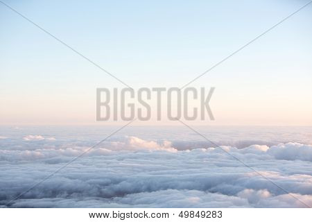 View Above the Clouds